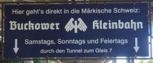 Zugang durch den Tunnel
