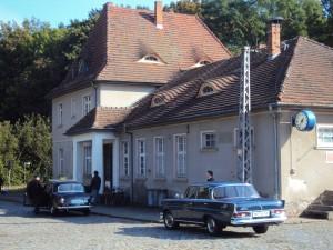 Bahnhof Moers 1962
