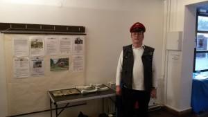 Präsentation auf der Modellbahnausstellung am 21.02.2015 im Kulturgut Marzahn