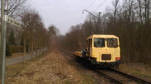Waldsieversdorf - An der Kleinbahn