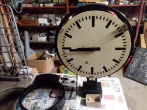 neue alte Uhr